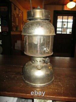 1916 COLEMAN AL319 AIR O LANTERN Quicklite YALE AL100 Light No. 36 HOLY GRAIL