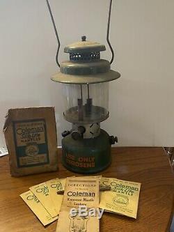 1944 Coleman 237B Kerosene Lantern