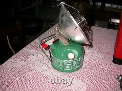 3 Vintage Coleman Heater Lantern & Stove RARE collectable lot