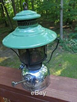 Antique 1920S Preway Prentiss Waber L43S-9 Lantern Coleman Pyrex RARE