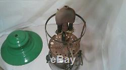 Antique 1930's Sears Roebuck Prentiss Wabers model 742 439 gasoline lantern