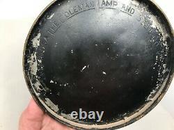 Antique Coleman Match Generating No. 134 lantern Original Globe USA made