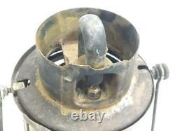 Antique Old Baby Petromax No 821 Kerosine Huricane Lamp/lantern, Made In Germany