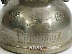 Antique Old Original Baby Petromax No 821 Kerosine Huricane Lamp/lantern Germany
