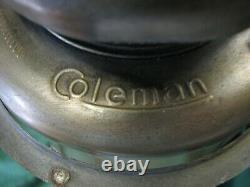 Antique Vintage 14 American Gas Machine Co. Model 2570 COLEMAN Lantern NICE