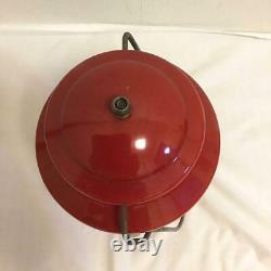 Coleman 200a Lantern Vintage Lamp Light Used