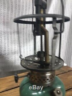 Coleman 235 Rare Double Mantle Kerosene Vintage Lantern