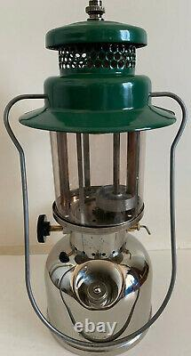 Coleman 242K Canadian lantern (4/1934)
