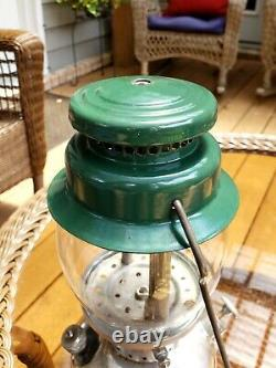 Coleman 242 NL Lantern with Original Box Made in USA 4/1932 Museum Quality