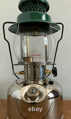 Coleman 247 CPR lantern (Canadian Pacific Railroad) like Sears