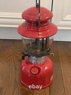 Coleman Lantern model 200 Built 1/1965