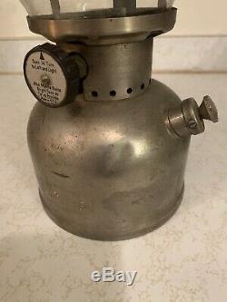 Coleman Professional 202 Lantern Vintage Gas