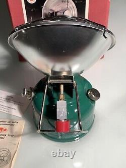 Coleman Radiant Heater EASI-LITE 519-499 Built 1/1983