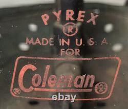 Coleman brass Lantern