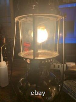 Coleman col-max Kerosene lantern Vintage Lantern Petromax Made in 1956 Japan
