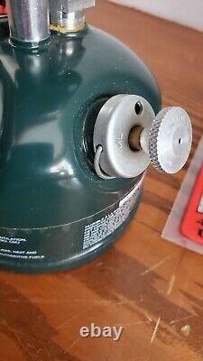 Coleman lantern 222a with box
