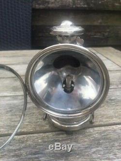 Extreme Rare Antique Vintage Carbide Bicycle Lamp Lantern Light