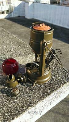 Feuerhand Atom 75 Lantern Kerosene Vintage Antique