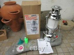 Germany Unused Mannesmann Paraffin Camping Lamp 400 In Box Similar Petromax