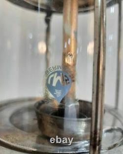 HASAG NO. 55 A hasag 1945 Old Vintage Paraffin Lantern Kerosene Lamp