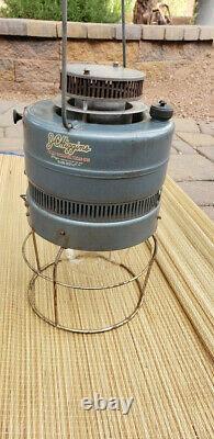 JC Higgins Vintage Inverted Lantern withGlass Globe Coleman, Sears