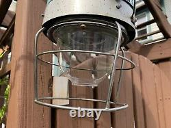 L@@K Vintage Thermos Camp Lantern Model No. 8319 Coleman Lantern