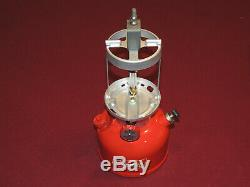 Never Used Vintage Coleman 200A Lantern With Box & Original Packing Dated 5/58