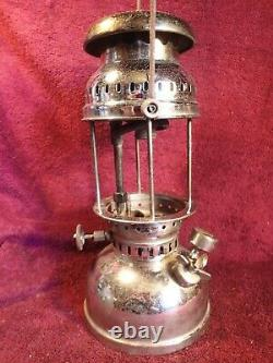 Nice Vintage Antique Gas Lamp Lantern Optimus 200 Sweden Swedish No Glass