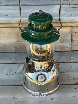 Nice clean coleman lantern 247 CPR Canadian Pacific Railway 6-54