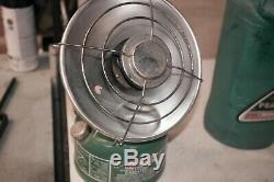 RARE Coleman Model 519 Easi-Lite Heater, Easi-Lite Lantern and Easi-lite Stove +
