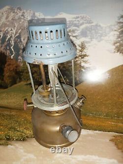 RARE Vintage Ditmar Maximette 581 petrol pressure lamp