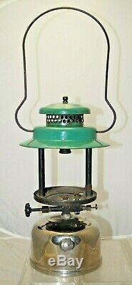 RARITY MADE 1 YEAR ONLY 1941 Coleman Model 237A Chrome Camping Lantern