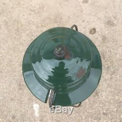 Rare 1957 Coleman 247 Cpr Lantern Canadian Pacific Railway