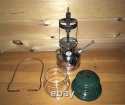 Rare Vintage Coleman Model 202 Single Mantel Lantern 1/1960