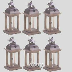 Rustic Candle Lantern Candleholder Wedding Centerpieces