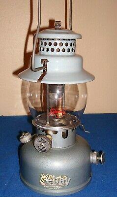 Sears J. C. Higgins Single Mantle Lantern 710.74001-Coleman-Excellent Condition
