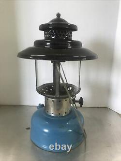 Sears Vintage Lantern Made By Coleman First Buyer Didnt Pay! Please Bid Again