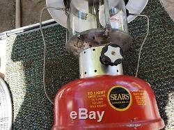 Sears lantern model No. 476-740 11-1963