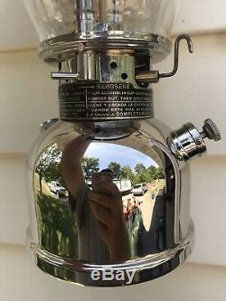 Sunflame Appliance 107 Restored AGM Coleman Style Vintage Lantern
