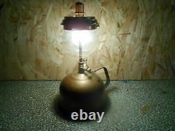 Tilley TL14 Table Lamp Paraffin Kerosene Oil Vintage Tilly Antique lantern