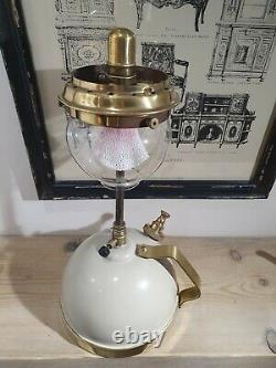 Tilley Table Lamp Paraffin Kerosene Oil Vintage Tilly Antique lantern