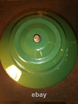 Vintage 10/1964 Coleman Model 228F Coleman Lantern with Green Metal Coleman Case
