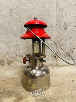 Vintage 1950 Coleman 200 Single Mantle Lantern 1st Year 11/1950 WORKS! RARE