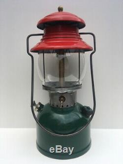 Vintage 1951 Coleman 200A Christmas Lantern Excellent Condition