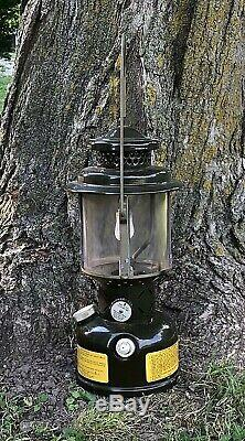 Vintage 1963 Us Military Army Coleman Lantern