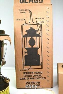 Vintage 1986 Coleman Lantern Military MIL-L-1594L With Original Box New