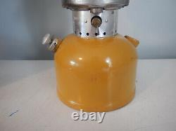Vintage Coleman 200a Gold Bond lantern dated May 1972