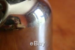 Vintage Coleman 242NL Junior Lantern No Date Single Mantle Green/Nickel 1932-33