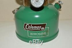 Vintage Coleman 639 Lantern CP Rail Canadian Pacific Railroad Lantern CPR 2/80
