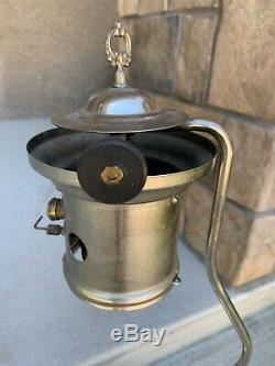 Vintage Coleman Lamp/Lantern Chandelier Coleman Rare